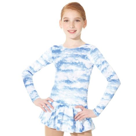 Maillot patinaje Clouds