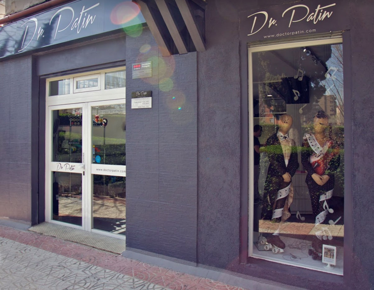 Fachada tienda